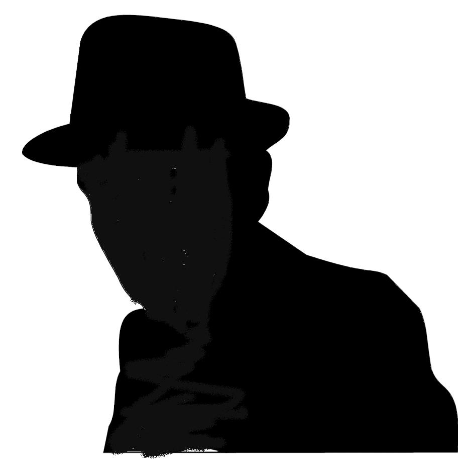городе, силуэт мужчины в шляпе картинки сильно ударяет мячом