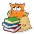 Участник игры «Кот в мешке». Выдается за 3 закрытых тура