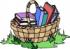 Собирает книжные туески