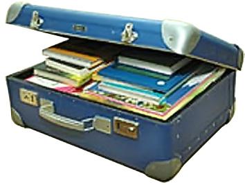 Картинки по запросу синий чемоданчик