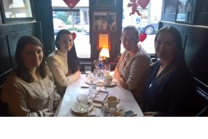 Январская встреча Нью-Йоркского книжного клуба