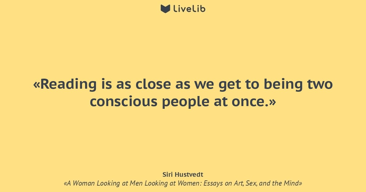 looking at women essay A compelling and radical collection of essays on art, feminism, neuroscience, psychology, and philosophy from prize-winning novelist siri hustvedt, the.