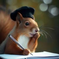 Scribbling_Squirrel
