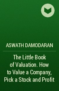 Damodaran Valuation Book