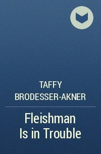 Taffy Brodesser-Akner - Fleishman is in trouble